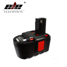ELEOPTION 24V 3.0Ah Ni-Mh Power Tool Battery for Bosch 2607335268 2607335279 2607335280 BAT030 BAT031 BAT240 BAT299 BH-2424(China)