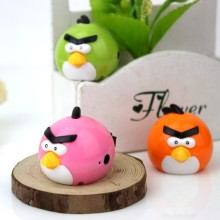 New Portable Cute colorful bird MP3 Support Micro SD TF Card Slot electronic products portable sports music Player