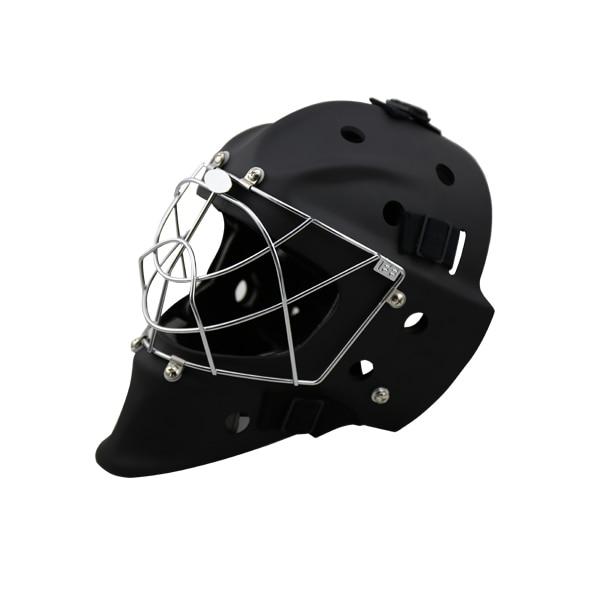 2016 Floorball Helmet IFF Helmet with CE Certificate Black Cool Hockey Face Mask<br><br>Aliexpress