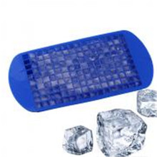 DIY 160 Cavity Silicone Wiskey Square Ice Tray Ice Cube Tray Mini Ice Cubes Small Square Mold