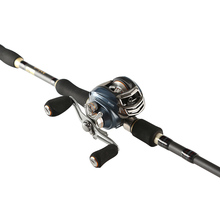 Casting Telescopic Fishing Rod Set with 9+1BB Super light Reel 185g Fishing Rods 1.8m/2.1m/2.4m/2.7m Travel rod Combo 6.3:1