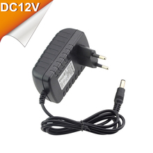 Power Adapter AC 110V-240V Converter Adapter DC 12V 2A For LED Strip Power supply Transformer Adapter EU Plug Adapter Power