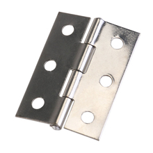 10Pcs Stainless Steel Glass Hinge Door Hinge Furniture Cabinet Hinges MAYITR(China)