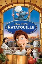 Ratatouille - Pixar Remy Linguini Cartoon Moive art silk Poster