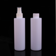 50PCS 200ML Bottle,White Plastic Empty Liquid Tube for Cleaning, Travel, Essential Oils, Perfume, Merx Beauty Brand(China)