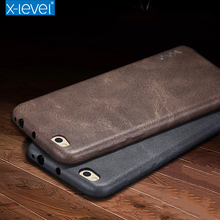 Xiaomi Mi5C Case Quality Vintage PU Leather luxury Back Cover Case For Xiaomi Mi5C Mi 5C Moblie Phone Bag Coque Capa(China)