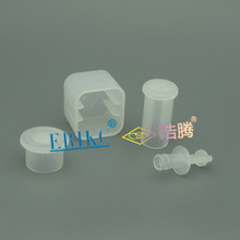 ERIKC bos/ch diesel fuel injector plastic protection cap 6 000 900 262 / 359 for common rail CRIN 0445110# built out injection