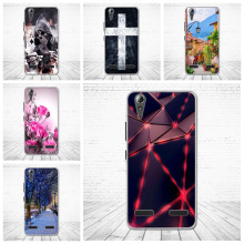 "Soft Silicon Case Printed Phone Back Cover for Lenovo A6010 & A6000 & for Lenovo Lemon K3 K30-T Cover Skin 5"" K 3 A 6000 6010"