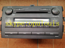 Toyotta Corolla paineer DEH-MG8077 6 CD changer MP3 WMA Tuner AM/FM car radio audio