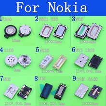 Genuine New earpiece Ear speaker Replacement for Nokia Lumia  N925 N73 1200 N95 E65 6230 6288 1208 N601 636 N85 3100high quality