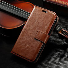 Luxury Flip Wallet Leather Case Cover For Alcatel One Touch Pop C5 5036 OT5036 5036D C 5 OT 5036 With Card Frame Stand Holder