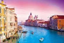 Venice Landscape puzzles 1000 pieces adult puzzles wooden jigsaw puzzle 1000 pieces best adult children's educational toys
