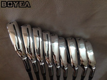 Brand New Boyea RSI Iron Set Golf Forged Irons Golf Clubs 4-9PAS Regular and Stiff Flex Steel Shaft With Head Cover
