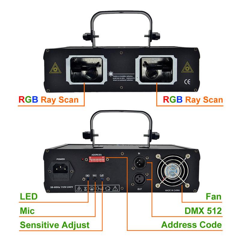 DJ-506RGB-8