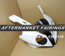 100% Virgin ABS Plastic Front Fairing Head For BMW S1000 RR S1000RR 2009 2010 2011 2012 2013 2014 Upper Fairing Nose Cowling NEW