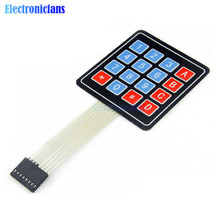 4 x 4 Matrix Array 16 Key Membrane Switch Keypad Keyboard for Arduino AVR PI C(China)