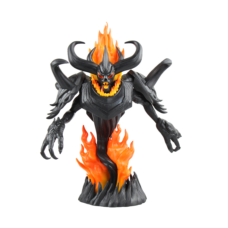 Dota 2  shadow fiend TINY  figurines hero toy 2016 New Dota2 action figure Lucifer game doll party supply decoration Christmas <br>