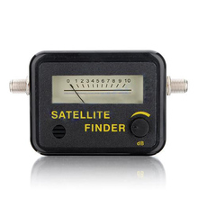 CES-Digital Satellite Finder Signal Meter for Directv Dish TV network
