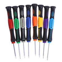Professional 16 in 1 Mobile Phone Repair Tools Screwdrivers Set Kit For iPad4 for iPhone 6 Plus Free Shipping