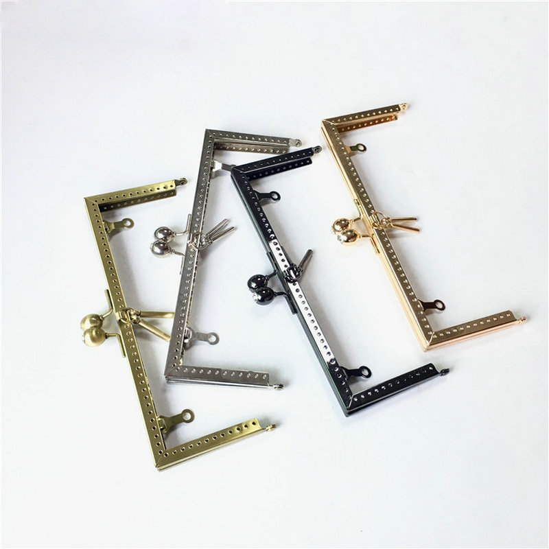 20-S-BS-ZS Bag clasp handbag handle frame  (4)