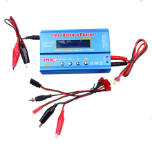 100% iMAX B6 Lipro NiMh Li-ion Ni-Cd RC Battery Balance Digital Charger Discharger Wholesale