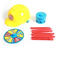 Wet Head Hat Jokes Water Roulette Family Party Game Challenge Children Toy