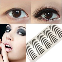 Fashion Beauty Care Black Eyeliner Double Eyelid Adhesive Eyeshadow Sticker Tape(China)