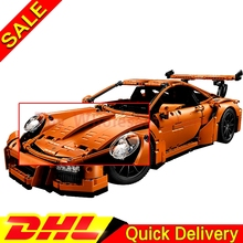 New LEPIN 20001 technic Kits 911 series Race Car Educational Model Building Kits Blocks Bricks Clonne 42056 Boys Gift Toys