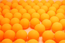 High Quality 3 star Training Ping Pong Ball Table Tennis ball / ping pong ball 100pcs/lot NO LOGO(China)