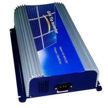 MAYLAR@ 1500W Grid Tie Power Inverter Pure Sine Wave inverter 1.5KW 45-90V DC to AC 220Vac Solar grid tie Inverter