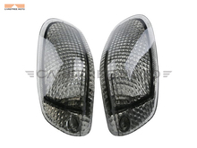 Clear Smoke Motorcycle Front Turn Signal Blinker Indicator Lens Cover case for Kawasaki ZZR1200 ZX1200 2002 2003 2004 2005