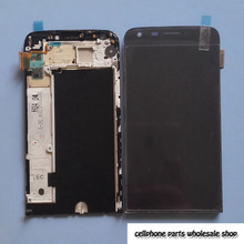 "5.3""Lcd Display+Digitizer Touch Glass Frame Assembly For Lg G5 H850 h840 H830 Pantalla Replacement Screen Repair Parts"