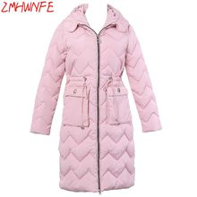2017 Sale Real Full Standard Zipper Broadcloth Womens Winter Jackets And Coats Winter Jacket Women's Cotton Coat Long Section