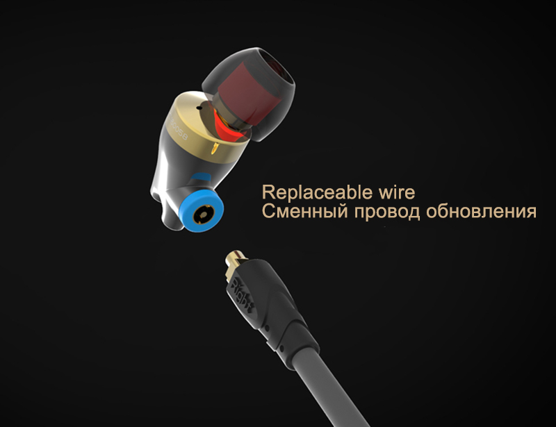 Ollivan SENFER DT2 Plus Earphone 1DD+2BA Hybrid Earphones With MMCX Interface For Shure SE215425535846 UE900S ROSIELAYLA2 (34)