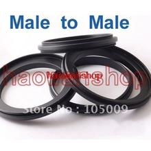 Male to Male 49mm-58mm 49-58 mm Macro Reverse Ring adapter / reversing(China)