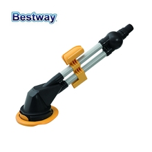 58304 Bestwat AquaClimb Automatic Pool Cleaner Adjustable pressure regulator Easy Operation compatible with most Big Pool Brands