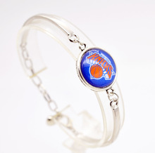 2017 New Basketball Charm New York Knicks Bracelets&Bangle for Women Super Bowl Fans Jewelry
