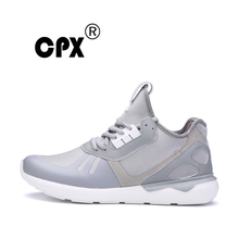 CPX High Upper Men's Running Sneakers Confortable zapatillas deportivas mujer	athletic Mesh breathable Walking Superstar Shoes