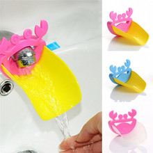 Buy Extended water children's aids assisted children's hand-washing taps children's baby hand-helper cleaning bathroom sink for $1.44 in AliExpress store