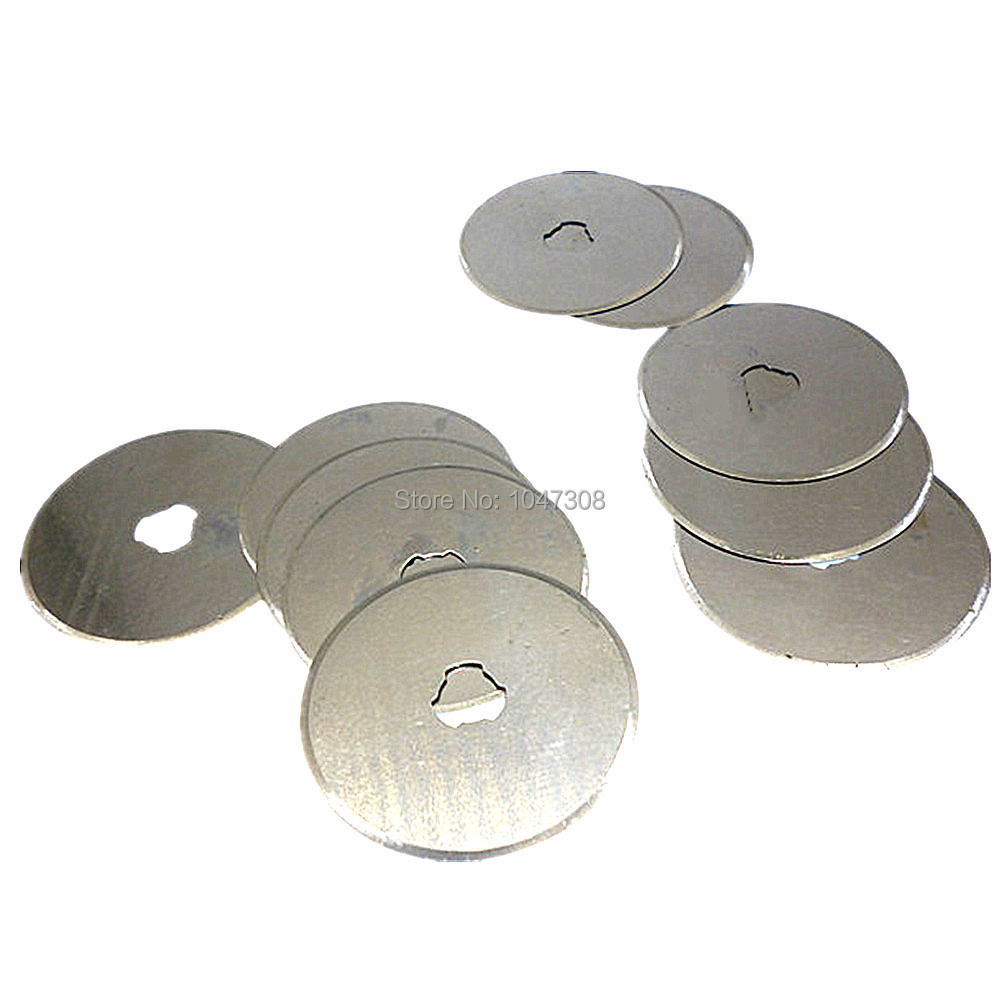45mm Rotary Cutter Refill Blades