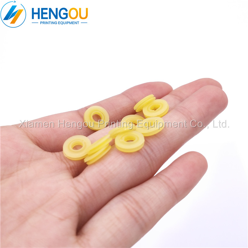 50 Pieces Hengoucn seal use for Hengoucn valve M2.184.1111 M2.184.1121 M2.184.1131 import quality size 4*10*2mm