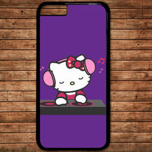 Hello Kitty fashion cell phone case for iphone 4 4s 5 5s SE 5c 6 6S 6 plus 6S plus 7 7 plus &qq225