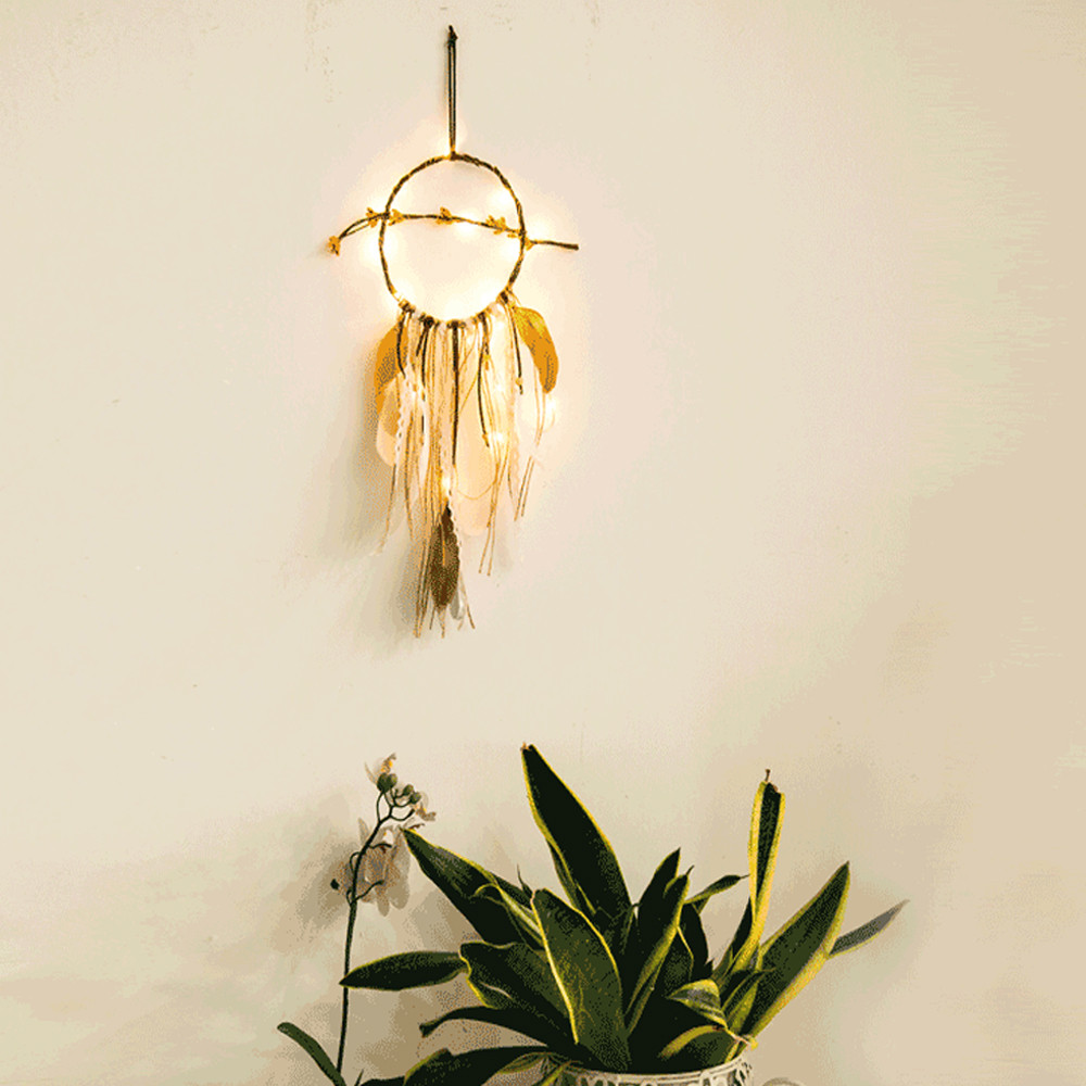 2 Meter 20 LED Dream Catcher Romantic Hanging Decoration