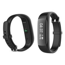 Lenovo HW01 Bluetooth 4.2 Smart Wristband Heart Rate Moniter Pedometer Sport Smartband 0.91 inch IP65 Waterproof for Android iOS