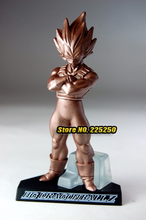 Japanese Anime DRAGONBALL Dragon Ball Z/Kai Genuine Original BANDAI Gashapon PVC Toys Figure HG Part 20A Vegeta (Brown) - DragonBall Store store