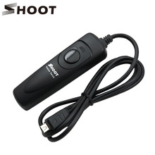 SHOOT RM-UC1 Switch Cable Remote Shutter Release for Olympus OM-D E-M5 E-PL7  XZ-2 E-P5 E-M1 E-M5 E-PL5 SP-100EE Camera
