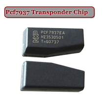 Free shipping (10pcs/Lot) PCf7937EA Transponder Chip FOR GM remote key(China)