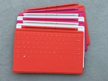 Fashion Keyboard for Microsoft surface RT touch cover for surface 3  surface pro1/2/3 Tablet PC  for surface rt Tablet Pc