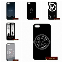 Phone Cases Cover For iPhone 4 4S 5 5S 5C SE 6 6S 7 Plus 4.7 5.5 Popular Twenty One Pilots Case Cover     #HE1576
