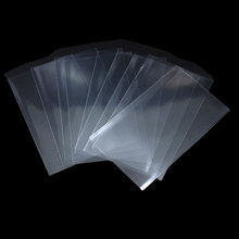 6*10cm Clear Plastic Bag Flat Top Open Poly Bags Packaging Pouch For Party Lollipop Bakery Cake Bread Biscuit Cookies Packing